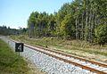 Port Lotniczy Szczecin Goleniow train triangle (10).JPG