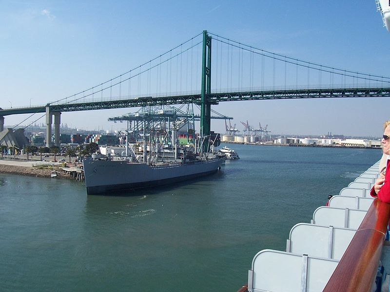 File:Port of Los Angeles.jpg