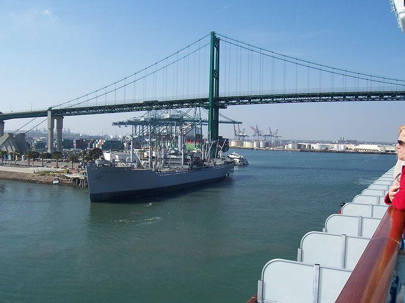 File:Port of Los Angeles.jpg