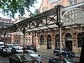 Porte Cochere, Marylebone station, London.jpg