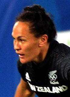 Portia Woodman New Zealand rugby union player
