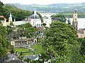 Portmeirion from the Gazebo - geograph.org.uk - 525371.jpg