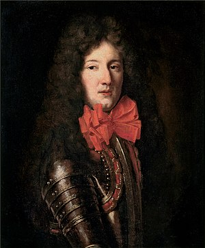 Louis I, Prince of Monaco - Image: Portrait Louis I, Prince of Monaco by an unknown artist