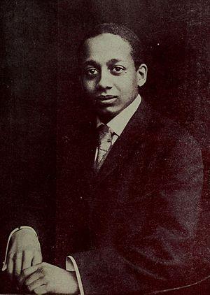 Alain LeRoy Locke - Alain LeRoy Locke, c.1907