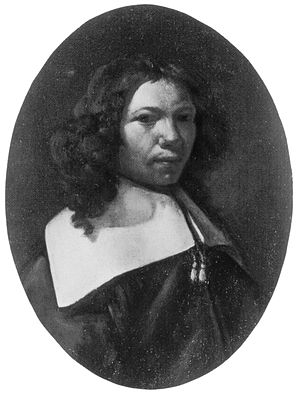 Gerrit Berckheyde - Gerrit Berckheyde portrayed by his brother Job
