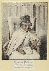 Portrait of Susanna Dumion, Aged 105