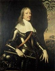 Portrait of Stadholder Willem Frederik (1613- 1664)