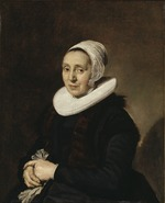 Portrait of a Lady (Frans Hals d.ä.) - Nationalmuseum - 23470.tif