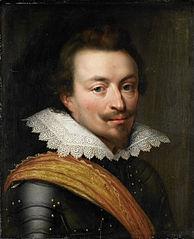 Portrait of Jan the Younger (1583-1638), Count of Nassau-Siegen