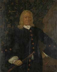Portrait of Willem van Outhoorn, Governor-General of the Dutch East Indies