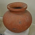 Pottery - Sonkh - Showcase 6-15 - Prehistory and Terracotta Gallery - Government Museum - Mathura 2013-02-24 6470.JPG