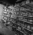Pottery in the Making- the work of J and G Meakin Pottery, Hanley, Stoke-on-trent, Staffordshire, England, 1942 D11463.jpg