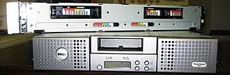 Tape library - Dell PowerVault 124T Autoloader