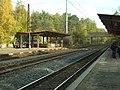 Praha, Klánovice, železniční stanice.JPG