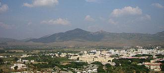 Puttaparthi - Prashanti Nilayam and surrounding area