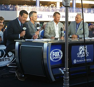 Fox Sports Sun - Covering the 2015 Stanley Cup Finals
