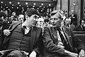 Premier Lubbers (l) en minister De Koning (Sociale Zaken), Bestanddeelnr 932-4916.jpg