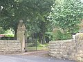 Preserved Gateposts - geograph.org.uk - 1402736.jpg