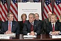 President Bush Meets with President's Management Council, Discusses Management Agenda.jpg