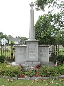 President Franklin Pierce Grave 7896.JPG