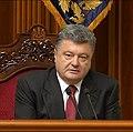 President Poroshenko, 31 July 2014.jpg
