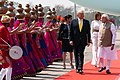 President Trump and the First Lady in India (49583412243).jpg