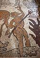 Prete pantaleone, mosaico del pavimento del duomo di otranto, 1163-1166, 19.jpg