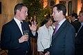 Prime Minister, David Cameron and Deputy Prime Minister, Nick Clegg.jpg