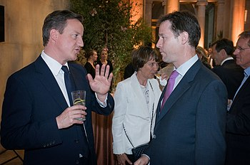 Prime Minister, David Cameron and Deputy Prime...
