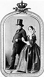 Prince Napoléon-Jérôme Bonaparte and Princess Maria Clotilde of Savoy.jpg