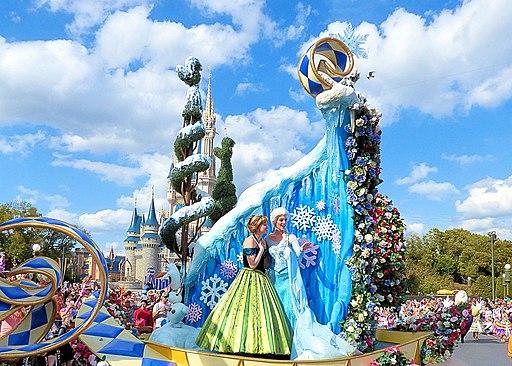 Princess Garden, Festival of Fantasy Parade (15985885363)