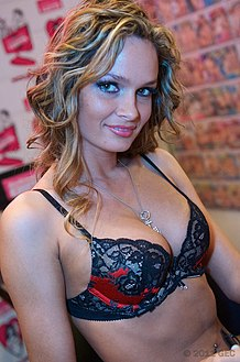 Prinzzess at AVN Adult Entertainment Expo 2012 2.jpg