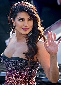 Priyanka Chopra at 2019 Cannes (cropped).jpg