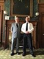 Prof D'Arcy JD Boulton VII & Christopher JE Hudson Esq Grange Bicentennial Wedding Celebration 2017-09-29 (1817-2017).jpg