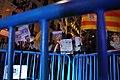 Protesta en contra del Partido Popular ante su sede en la calle Génova de Madrid (2 de febrero de 2013).jpg