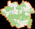 Przybiernów (gmina) location map.png