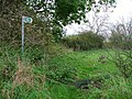 Public Footpath to Ulnaby Hall - geograph.org.uk - 75215.jpg