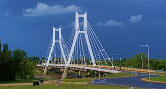 Río Cuarto, Córdoba - The Bicentennial Bridge