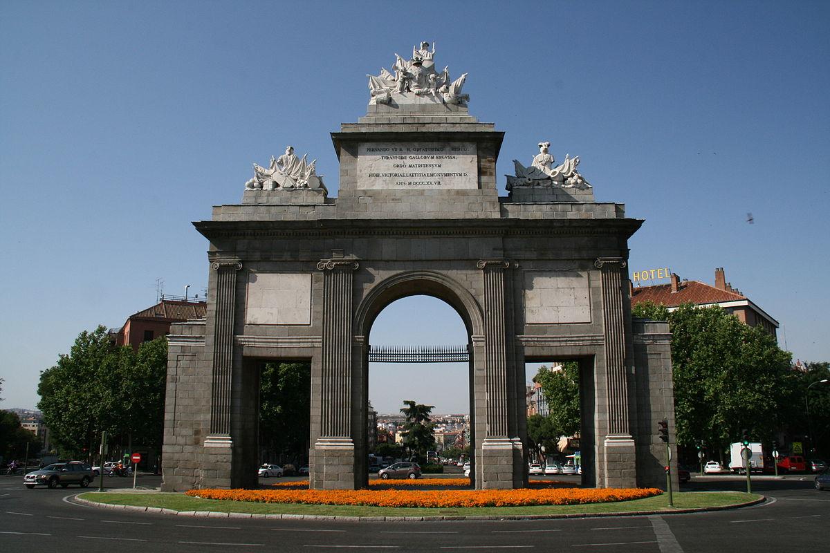 Puerta de toledo wikipedia la enciclopedia libre for Shoko puerta de toledo