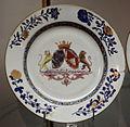 Qianlong, piatto di servizio ordinato per il consigliere svedese herman cedercreutz, 1732-38 circa.JPG