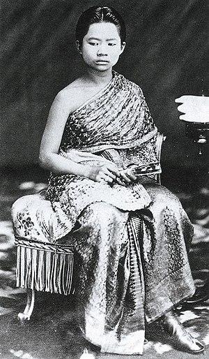 Sukhumala Marasri - Image: Queen Sukumalmarsri