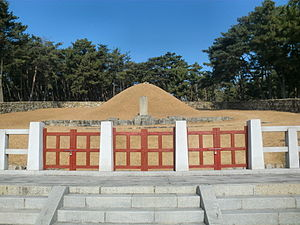 Gimhae - Royal Tomb of Queen Suro
