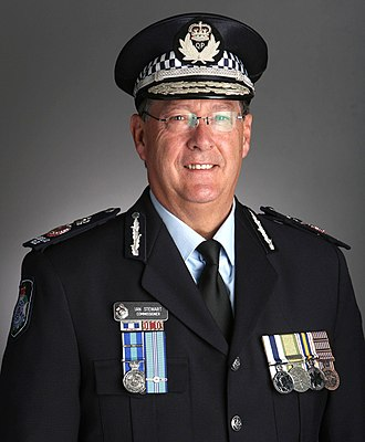 Queensland Police Service - Ian Stewart, Police Commissioner, 2011-present