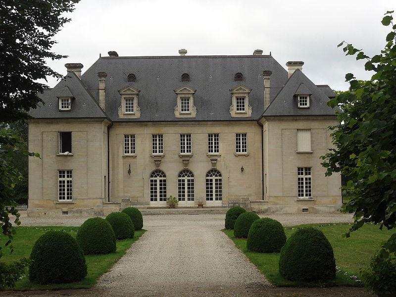 Quincy-Basse (Aisne) château
