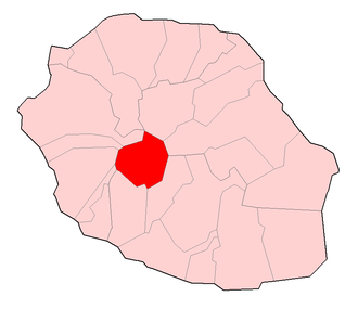 Cilaos - Image: Réunion Cilaos