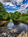 Río Roe. Parque del Condado del Valle del Roe. Irlanda del Norte. Reino Unido.jpg