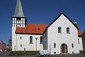 St Nicolas' Church, Rønne - St Nicolas Church, Rønne