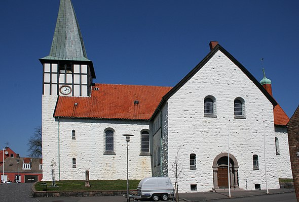 St Nicolas' Church, Rønne