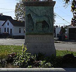 R.D. Whitehead Monument