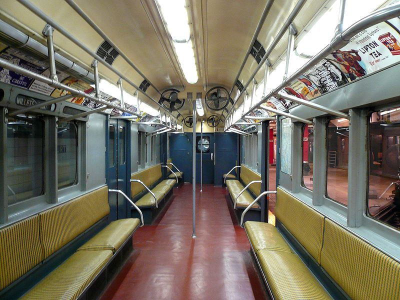 Montreal Subway Car For Sale